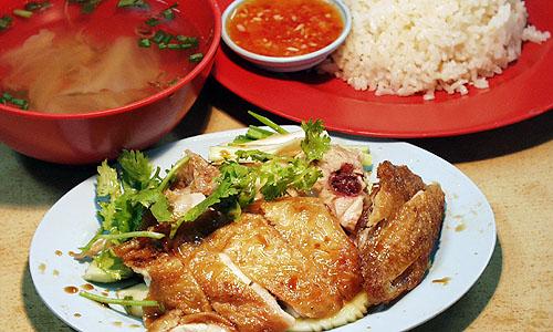ハイナンチキンライス 海南鶏飯