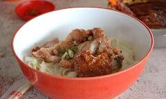 マラッカのパイクー麺